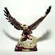 Eagle desk ornament