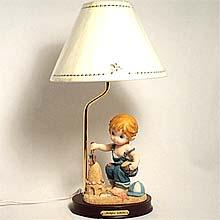 Beach Boy table lamp