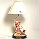 Beach Girl table lamp