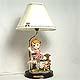 Ballerina table lamp