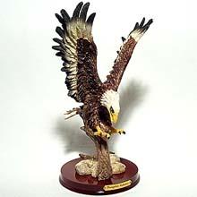 Flying Eagle desk ornament