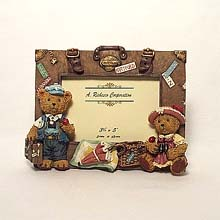 3.5x5 Traveling bears frame