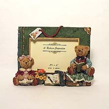 3.5x5 Book Bears frame