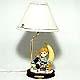 Bedtime Starcatcher Boy table lamp
