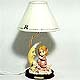 Bedtime Prayer Girl table lamp