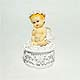 Angel Baby trinket box #4
