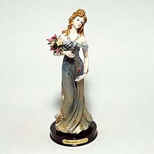 Lovely Lady figurine