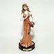 Roman Goddess figurine