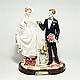 Bride and Groom Promenade