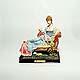 Posing Lady figurine