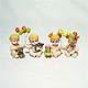 Playtime Babies figurine set