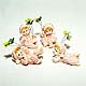 Bedtime Babies figurine set #2