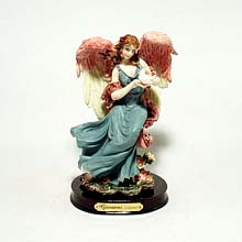 Nature Angel figurine