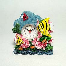 Tropical Waters alarm clock