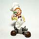 Jolly Chef figurine