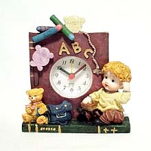 ABC's alarm clock