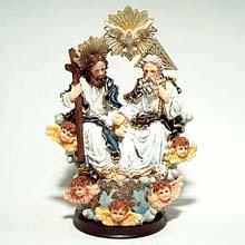 Holy Father figurine