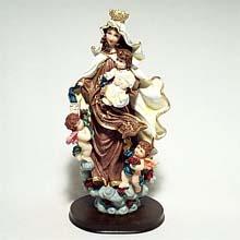 Holy Queen figurine